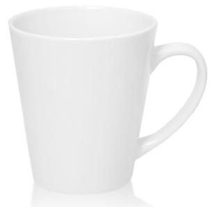 Кружка латте с логотипом